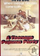 Teenage Pajama Party, A Porn Movie