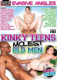 Kinky Teens Molest Old Men Porn Movie