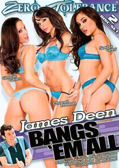 James Deen Bangs Em All