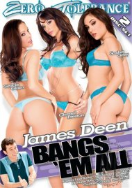 James Deen Bangs Em All Porn Video