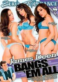 James Deen Bangs Em All Porn Video