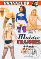 Mature Trannies 4-Pack Porn Movie