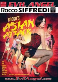 Stream Rocco's Asian Attack HD Porn Video from Sweet Sinner!
