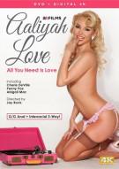 Aaliyah Love: All You Need Is Love (DVD + Digital 4K) Porn Movie