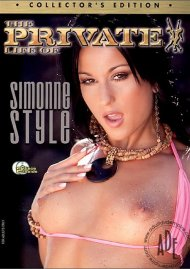 Private Life of Simone Style, The Porn Movie