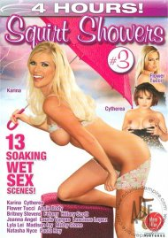 Squirt Showers 3 Porn Video