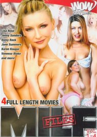 MILF Files Vol 1-4 Porn Movie