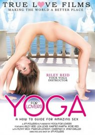 Yoga For Lovers: A How To Guide For Amazing Sex DVD Image from Mike Hunt.