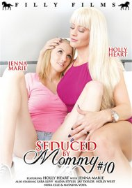 Seduced By Mommy #10 DVD Image from Filly Films.