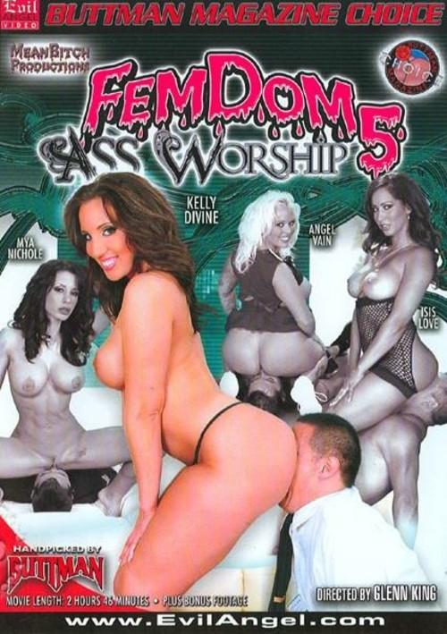 FemDom Ass Worship 5