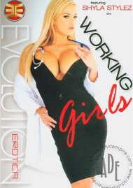 Working Girls DVD Image from Evolution Erotica.