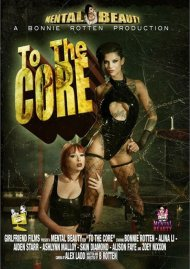 To The Core DVD Image from Mental Beauty.