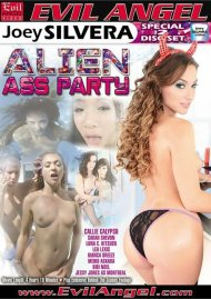 Alien Ass Party Porn Movie