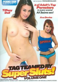 Tag Teamed By Super Sluts! 1 Porn Movie