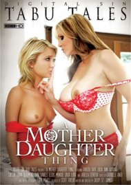 A Mother Daughter Thing DVD Image from Digital Sin.