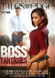 Boss Fantasies DVD Image from New Sensations.