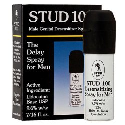 Stud 100 Male Genital Desensitizer Image