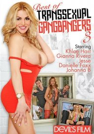 Best Of Transsexual Gang Bangers 3 HD Video Image from Devil's Film.