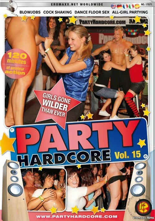 Party Hardcore Vol. 15