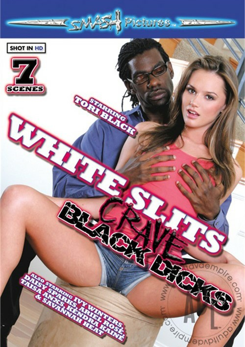 White Slits Crave Black Dicks image