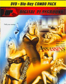 Assassins (DVD + Blu-ray Combo) Blu-ray