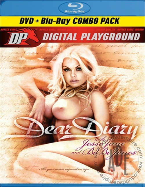 Dear Diary (DVD + Blu-ray Combo)