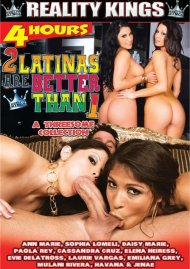 2 Latinas Are Better Than 1 Porn Movie