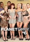 Planet Orgy #6 Porn Movie