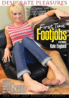 First Time Footjobs Porn Movie