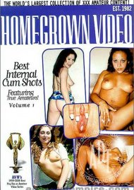 Homegrown: Best Internal Cumshots Porn Movie