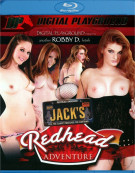 Jacks Redhead Adventure Blu-ray
