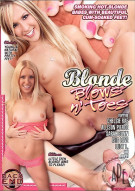 Blonde Blows n' Toes Porn Video