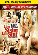 Like Sister Like Slut (DVD + Blu-ray Combo) Porn Movie