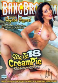 Big Tit Creampie 18 DVD Image from Bang Bros Productions.