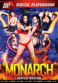 Monarch: Agents Of Seduction DVD Image from Digital Playground.