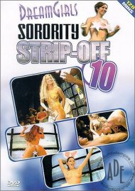 Dream Girls Sorority Strip-Off #10 Porn Video