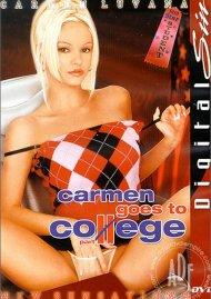 Carmen Goes to College 2 Porn Video