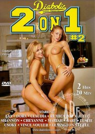 2 on 1 #2 Porn Movie