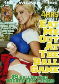 Eat Me Out At The Ball Game Porn Movie