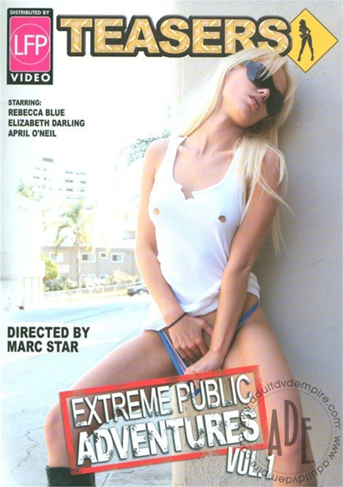 Teasers: Extreme Public Adventures Vol. 1
