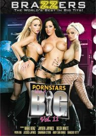 Pornstars Like It Big Vol. 11 Porn Movie