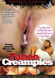 Taboo Creampies Porn Movie