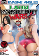Latin Monster Butt Wars Porn Movie