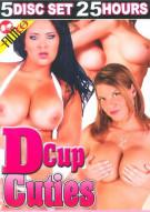 D Cup Cuties 5-Disc Set Porn Movie