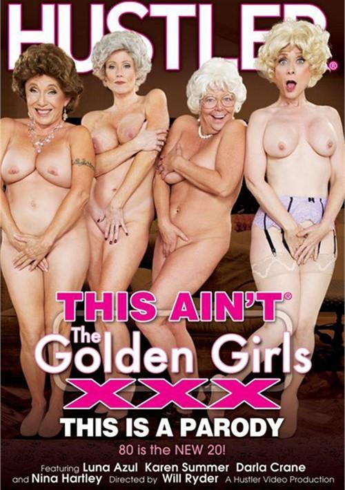 golden girls porn parody