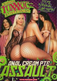 Anal Cream Pie Assault Porn Movie