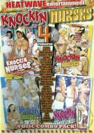 Knockin Nurses 4-Pack Porn Movie