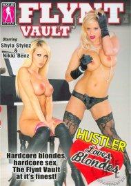 Flynt Vault: Hustler Loves Blondes Porn Movie