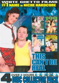 This Cant Be Real 4-Disc Collector Pack Porn Movie