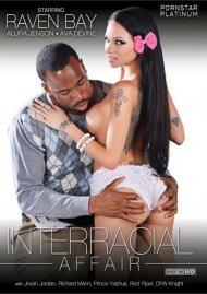Interracial Affair DVD Image from Pornstar Platinum.